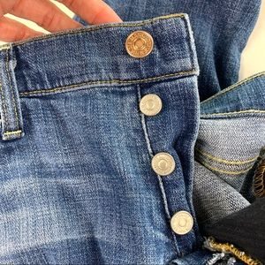 7 For All Mankind Jeans - 7 For All Mankind Skinny Boyfriend Josefina Jeans